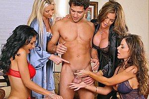 gayroom orgy