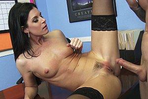 mature plumper big tits