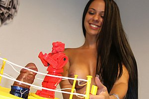 horny woman chunli